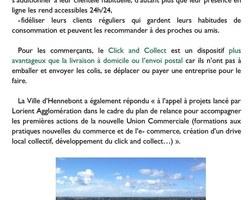 Map Immobilier - Hennebont - Association des commerçants Hennebontais