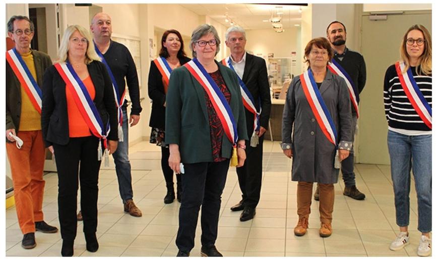 Michèle Dollé : Nouvelle Maire d'Hennebont